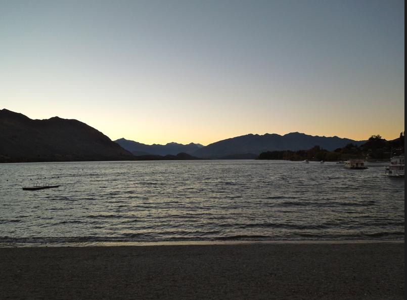 Wanaka, New Zealand, April 2012