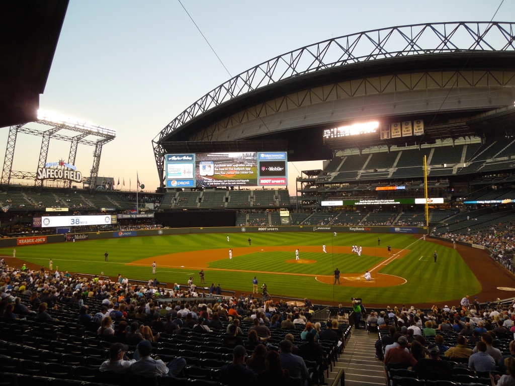 Astros @ Mariners, 9/10/13