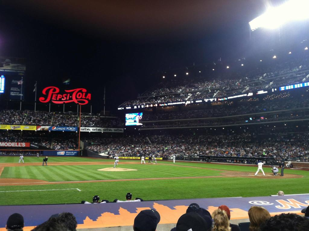 Citi Field, May 2013