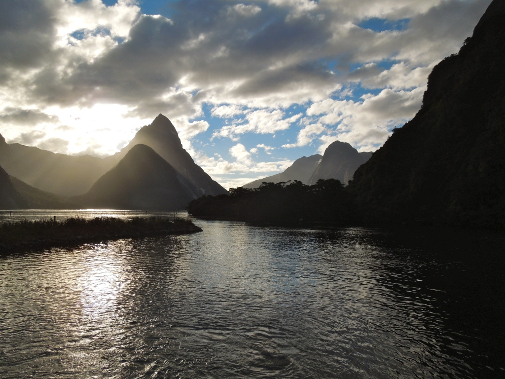 Milford Sound, April 2012