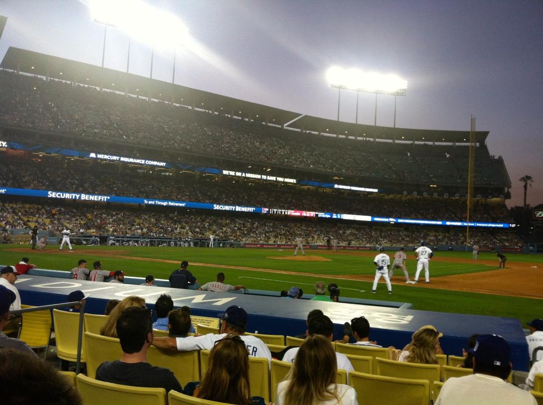 Dodgers-Nationals-090114